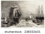Return Of The Whaler  Etching...