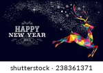 Happy New Year 2015 Greeting...