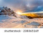 Fantastic Sunset Winter...