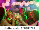 party  holidays  celebration ... | Shutterstock . vector #238400224