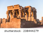 Temple Of Kom Ombo During The...