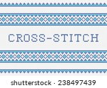Decorative Cross Stitch...