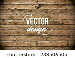 Vector Wood Texture. Backgroun...