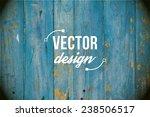 vector wood texture. background ... | Shutterstock .eps vector #238506517