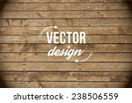 vector wood texture. background ... | Shutterstock .eps vector #238506559