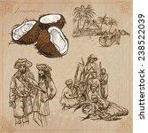 Постер, плакат: JAMAICA set no 10