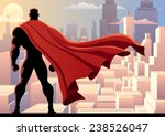 superhero watch 2  superhero... | Shutterstock .eps vector #238526047