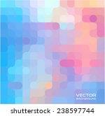 bright abstract vector... | Shutterstock .eps vector #238597744