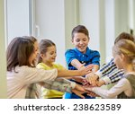 education  elementary school ... | Shutterstock . vector #238623589