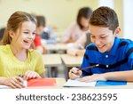 education  elementary school ...   Shutterstock . vector #238623595
