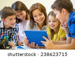 education  elementary school ... | Shutterstock . vector #238623715