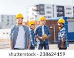 business  building  teamwork...   Shutterstock . vector #238624159