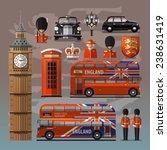 England  London  Uk. Collectio...