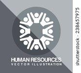 human resources   Shutterstock .eps vector #238657975