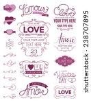 Love Design Elements