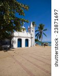mainly square in the praia do... | Shutterstock . vector #23871697