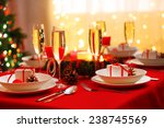 Beautiful Christmas Table...