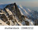 The Japanese Alps Ridgeline Of...