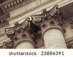 Architectural Details Of San...