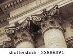 Architectural Details Of San...