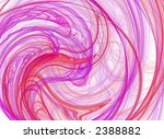 the abstract color texture on... | Shutterstock . vector #2388882