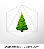 tree abstract isolated on a... | Shutterstock .eps vector #238962094