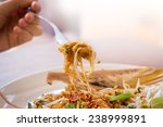 padthai  thailand traditional... | Shutterstock . vector #238999891