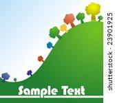 green valey | Shutterstock .eps vector #23901925