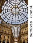 spain  milan. trade center. | Shutterstock . vector #2390573