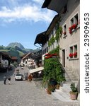 The Village Of Gruyere   The...