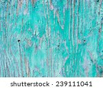 old blue painted wood background | Shutterstock . vector #239111041