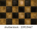 Old Dirty Retro Tile Floor ...