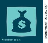 vector illustration of money...
