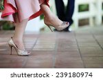 high heels. | Shutterstock . vector #239180974