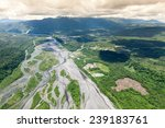 pastaza river exiting andes... | Shutterstock . vector #239183761