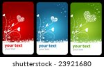 set of valentines day... | Shutterstock .eps vector #23921680