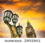 Gorgeous View Of Big Ben And...