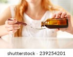 cough syrup   Shutterstock . vector #239254201