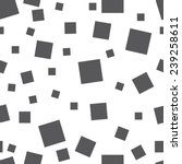 abstract black and white... | Shutterstock .eps vector #239258611
