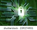 conceptual digital image of... | Shutterstock . vector #239274901