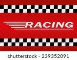 racing background | Shutterstock .eps vector #239352091