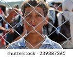 turkish syrian border  june 18  ...   Shutterstock . vector #239387365
