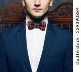 english gentleman beauty...   Shutterstock . vector #239390884