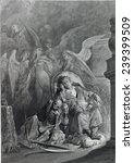 Gustave Dore Illustration Of...