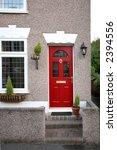 red door | Shutterstock . vector #2394556