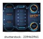 tri fold brochure template ...   Shutterstock .eps vector #239463961