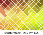 abstract geometric mosaic... | Shutterstock .eps vector #239494165