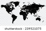 high detail vector political... | Shutterstock .eps vector #239521075