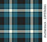 textured tartan plaid. seamless ... | Shutterstock .eps vector #239556361