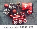 Christmas Toys Decorations Balls